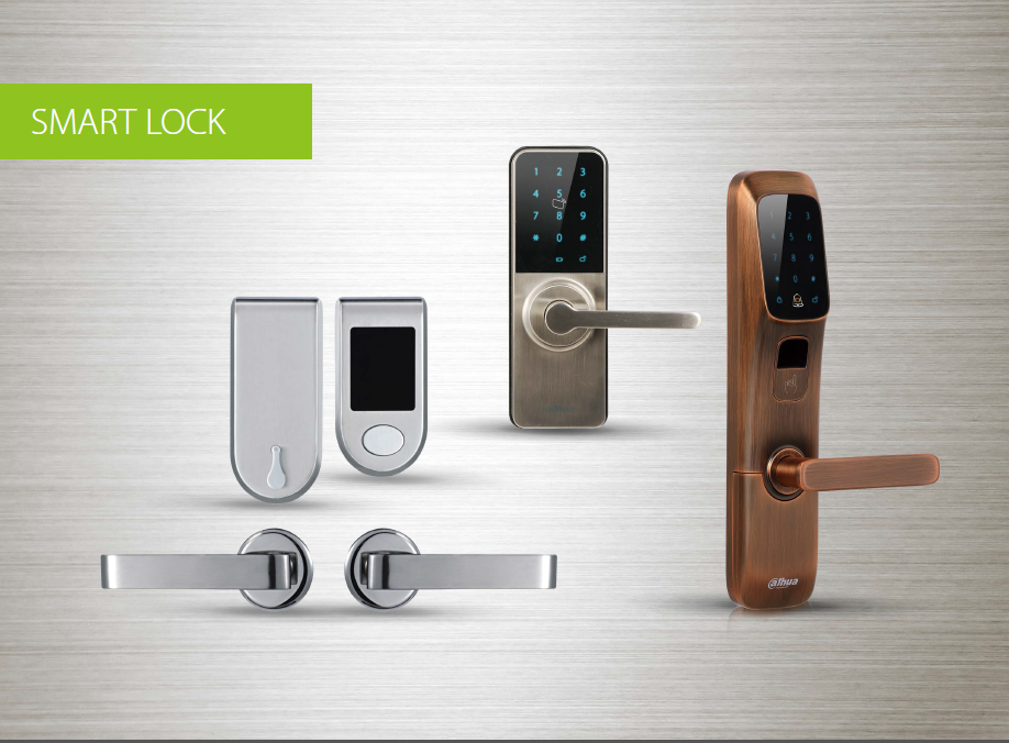 dahua, hotel electronic door lock